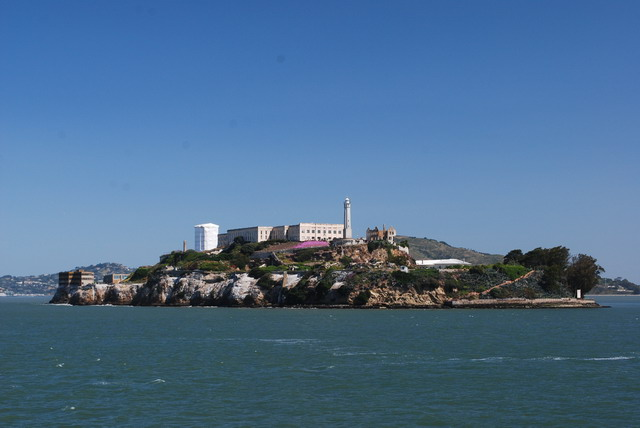 Alcatraz - awaiting your discovery. Photo by Shelagh Fritz